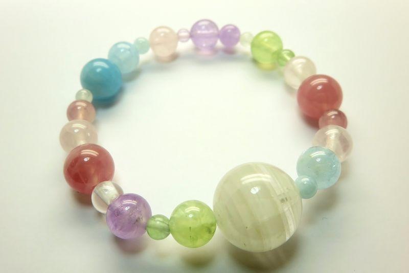 """画像2: MY""""ORB""""-Sugar color  orb"""