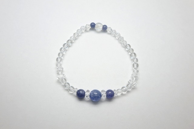 """画像3:  - add """"Beautiful blue"""" - 【タンザナイトの特別なおまもり】"""