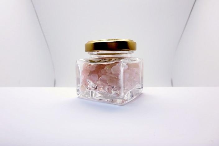 モルガナイト×水晶(AAAAA)
