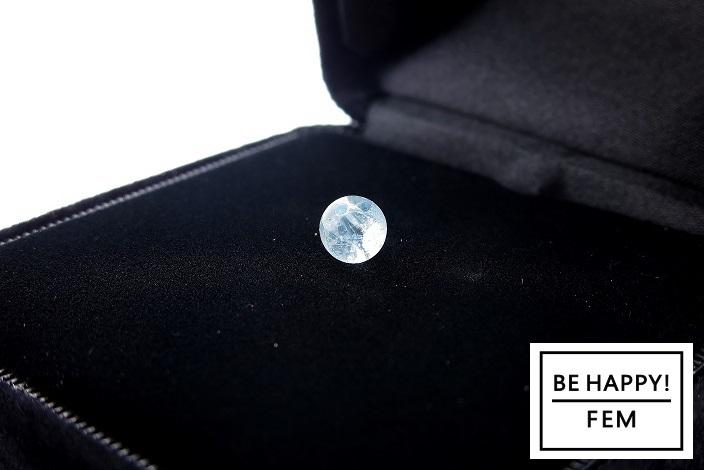 画像2: 【お守りストーン】超高品質アクアマリン(透明・宝石質)6mm