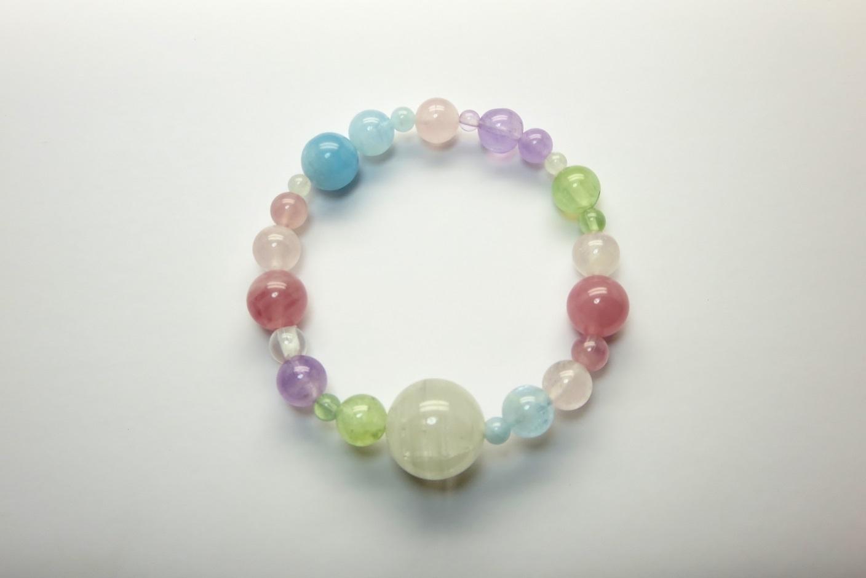 """画像1: MY""""ORB""""-Sugar color  orb"""