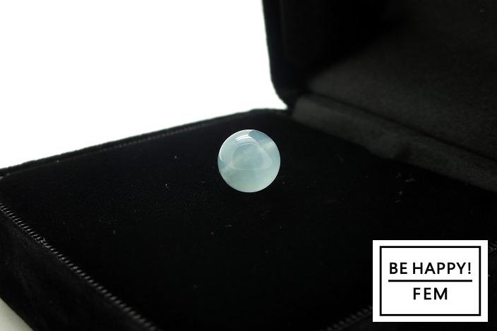 画像2: 【お守りストーン】ブラジル産高品質アクアマリン8mm